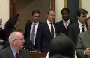 Zuckerberg reassures skeptical lawmakers about Libra [Video]