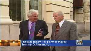 Former Baltimore Mayor, House Speaker Nancy Pelosi's Brother Thomas D'Alesandro III Laid To Rest Wednesday [Video]