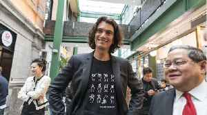 WeWork Cofounder Expected To Walk Away For $1.7 Billion [Video]