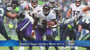 Confident Ravens Roll Into Bye Week With 3-Game Win Streak [Video]