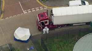 39 Bodies Found in a Truck Container in Southeast England [Video]