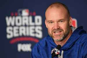 Chicago Cubs Hire David Ross as New Manager [Video]