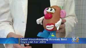 Good Housekeeping Releases List Of Top Toys For 2019 [Video]