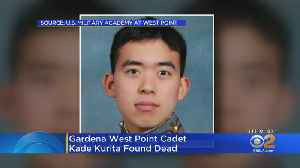 Missing West Point Cadet From Gardena Found Dead [Video]