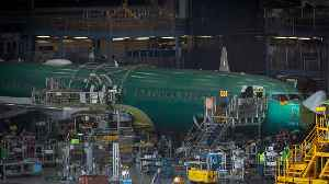 News video: Boeing Still Expects Approval for Its 737 Max Jet in Q4