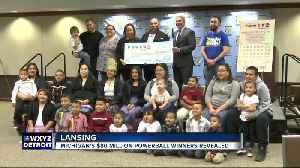 Michigan's $80 million Powerball winners revealed [Video]