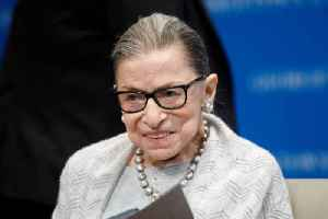 News video: Ruth Bader Ginsburg Awarded $1 Million 'Thinkers' Prize