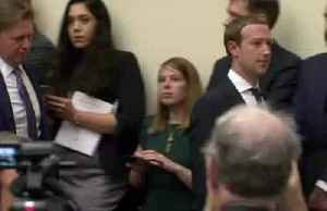 Zuckerberg reassures Congress on his digital currency [Video]