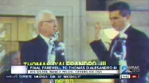 A final farewell to Thomas D'Alesandro III [Video]