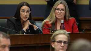 Alexandria Ocasio-Cortez Stumps Mark Zuckerberg