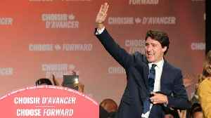 News video: Justin Trudeau Loses Liberal Parliamentary Majority