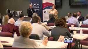 USDA Workshop held to discuss rural broadband [Video]