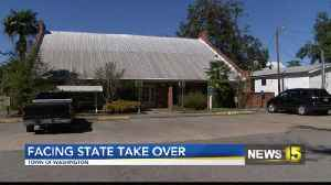 Town of Washington Facing State Take Over [Video]