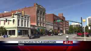 HBO returning to Macon for Project 'Random' [Video]