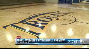 NIACC women's basketball season preview [Video]