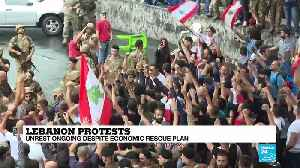 """Lebanon protests: """"We are now in an impasse"""" [Video]"""
