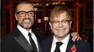 Elton John thinks George Michael wanted to die [Video]