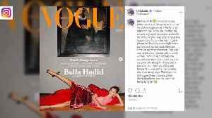 Bella Hadid regrets not posing for Vogue in Holland sooner [Video]