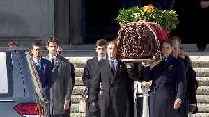 Watch again: Spain's Franco exhumed from state mausoleum and reburied [Video]