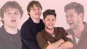 Niall Horan and Lewis Capaldi Take a Friendship Test [Video]