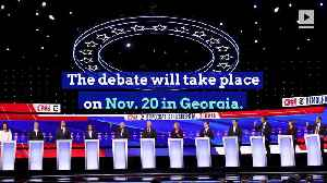 Next Democratic Debate to Be Moderated by All-Female Panel [Video]