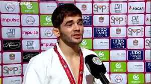 Gold for Kyrgyzbayev at Abu Dhabi Grand Slam opener [Video]