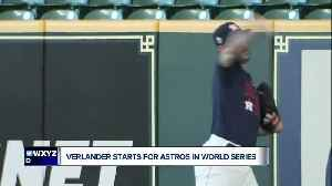 Justin Verlander says experience is key to calming nerves in World Series [Video]
