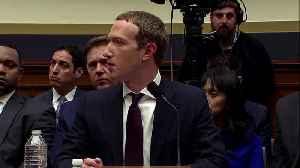 Ocasio-Cortez grills Facebook's Zuckerberg [Video]