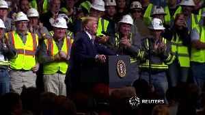 'We're building a wall in Colorado': Trump [Video]