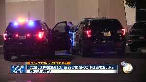 Costco parking lot sees second shooting since June [Video]
