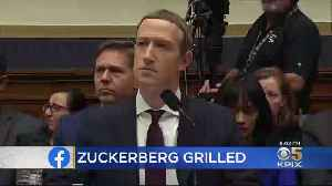 Zuckerberg Grilled By Lawmakers While Defending Libra Cryptocurrency Plan [Video]