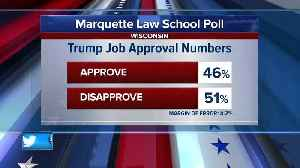 Marquette University Law polls reveal how WI voters stand on impeaching the president [Video]