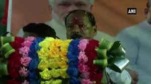 Our govt working towards women empowerment Jharkhand CM Raghubar Das [Video]