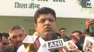 Haryana polls: 'JJP has key to form government in Haryana' says Dushyant Chautala [Video]