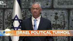 Israel's political upheaval continues as new chapter in coalition building begins [Video]