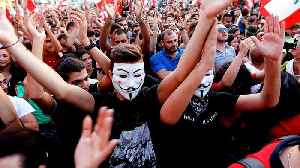 Lebanon protests: large crowds continue to gather in Tripoli [Video]