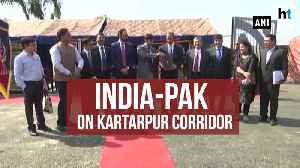 India, Pakistan sign agreement to operationalise Kartarpur Corridor [Video]