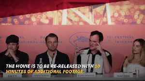 News video: Once Upon a Time in Hollywood re-released with new footage