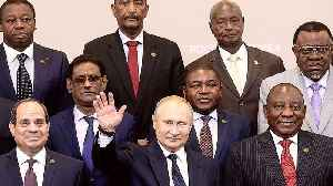 Putin's ambitions for the Russia-Africa Summit [Video]