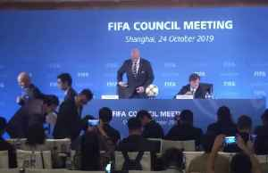 China to host expanded Club World Cup in 2021 [Video]