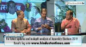 News video: Vinod Sharma on similarities between 2019 assembly polls and Gujarat elections