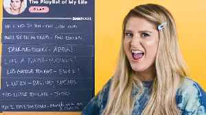 Meghan Trainor Creates the Playlist of Her Life [Video]