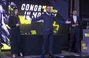 McGregor announces UFC return on Jan 18 in Las Vegas [Video]