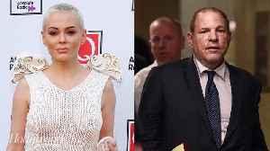 News video: Rose McGowan Sues Harvey Weinstein With David Boies, Lisa Bloom for Silencing Assault Victims | THR News