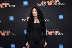 News video: Cher receives award for playing The O2 for the first time