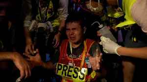 Hong Kong journalists accuse police of targeting the press [Video]