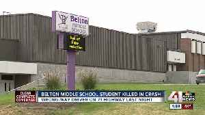Friends mourn loss of Belton teen after deadly wreck [Video]