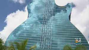 World's First Guitar-Shaped Hotel Opens [Video]