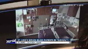 St. Luke's virtual care center serves over 36,000 patients in first year [Video]