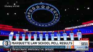 New Marquette Law School poll results released Wednesday [Video]